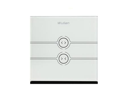 Wulian触摸窗帘控制器