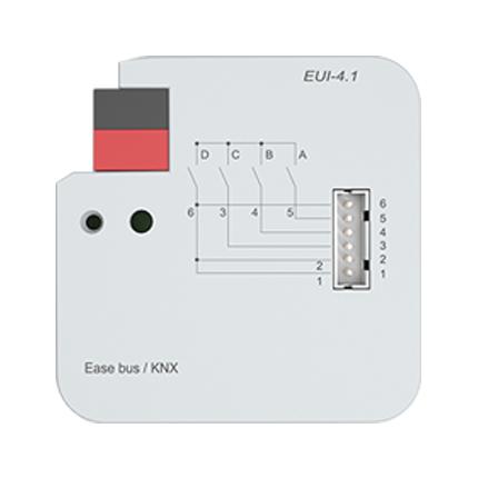 通用接口模块(EUI-4.1)