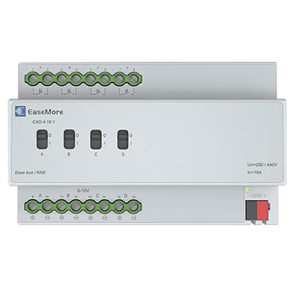 0-10V调光执行器(EAD-4.16.1)