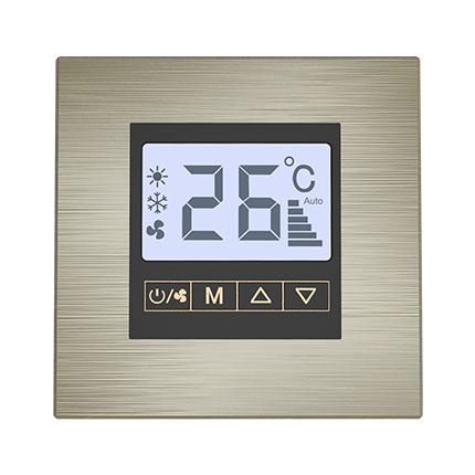 逸简系列MODBUS485在线v片温控面板